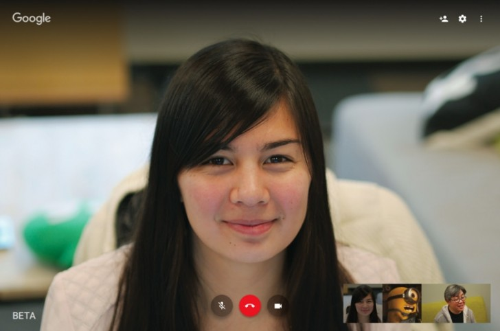 قوقل تحسن هانغ اوتس على الويب بمكالمات أسرع وواجهة جديدة