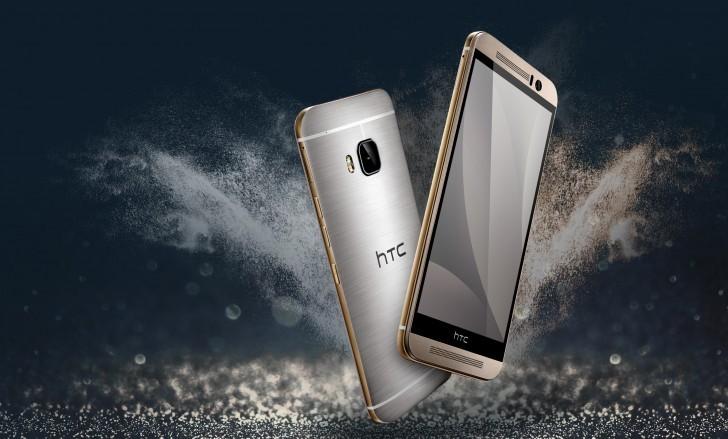 اتش تي سي تكشف عن هاتف One M9s