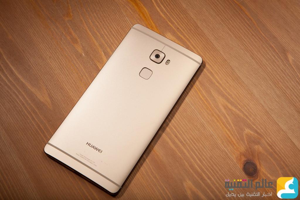 مراجعة هاتف Huawei Mate S