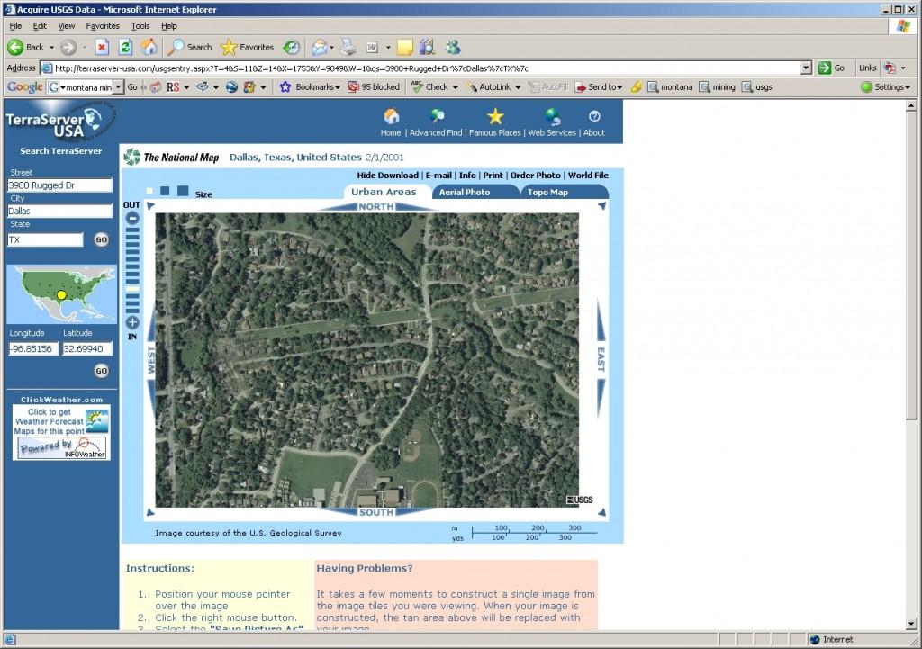 Google Earth برنامج جوجل الثوري الذي تقف وراءه مايكروسوفت