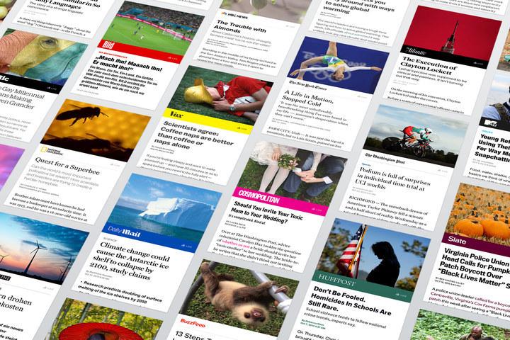 بعد إطلاقها على iOS فيسبوك تطلق المقالات الفورية على أندرويد