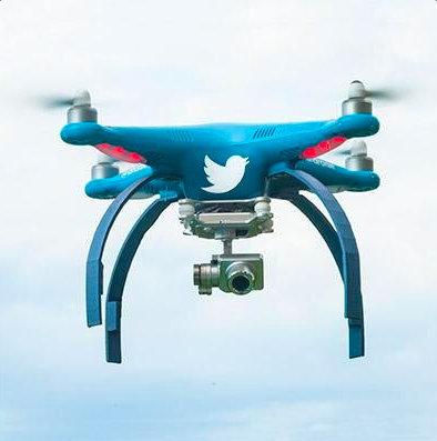 طائرة تويتر