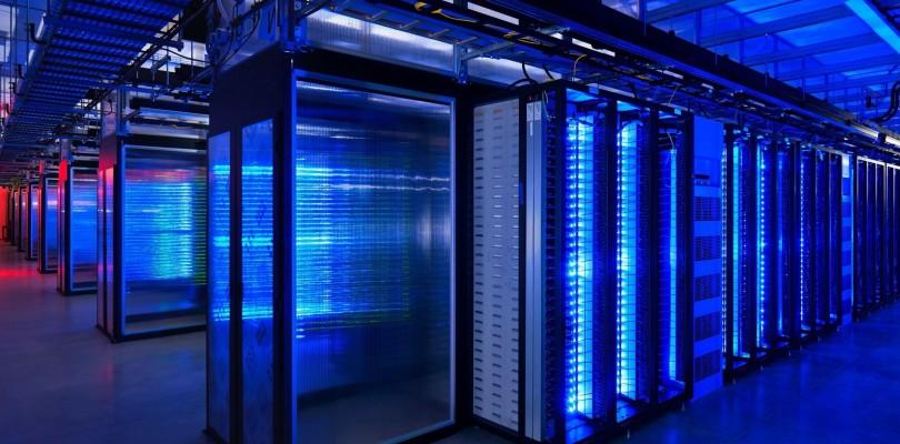 Blue-Server-Room