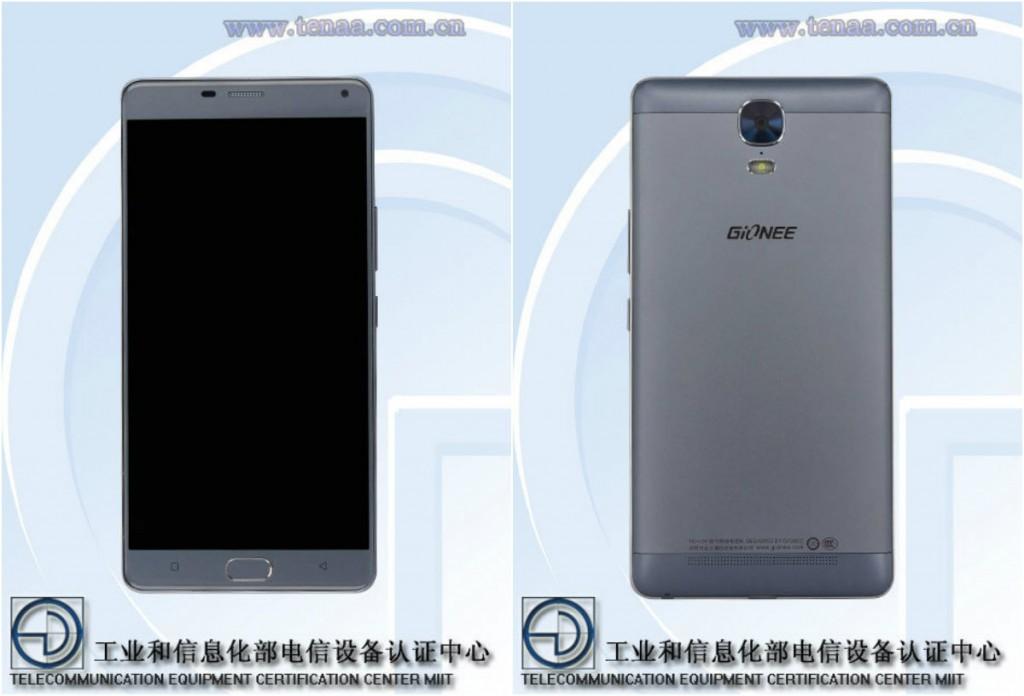 Gionee Marathon M5 Plus هاتف ببطارية 5020 مللي أمبير
