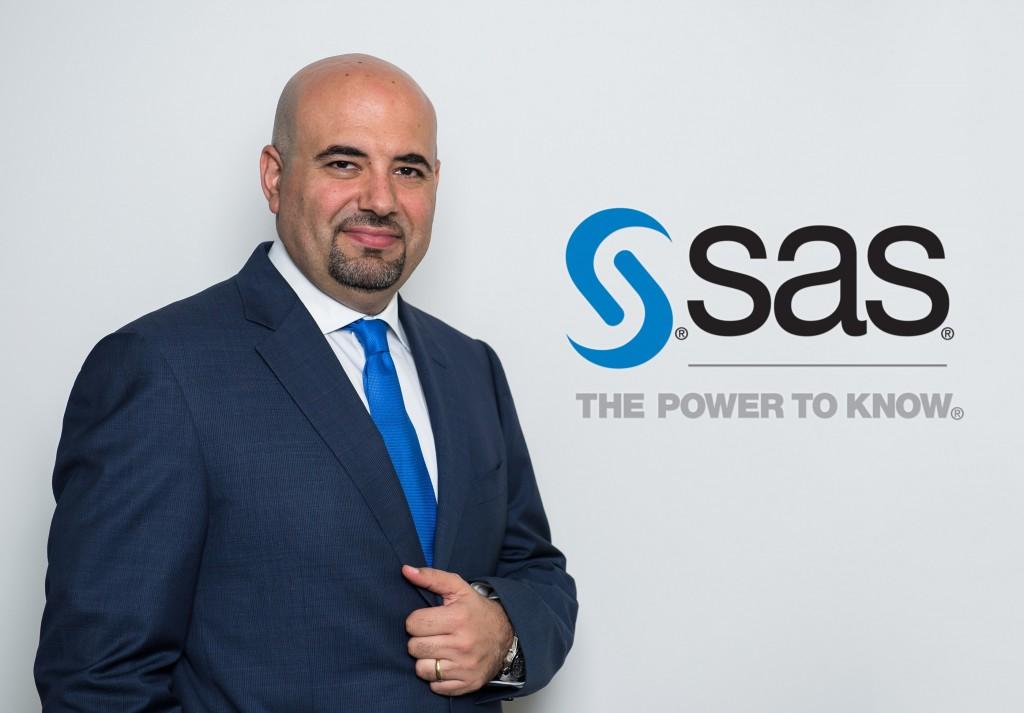 Shukri Dabaghi, SAS' Regional Director Middle East & Francoph...