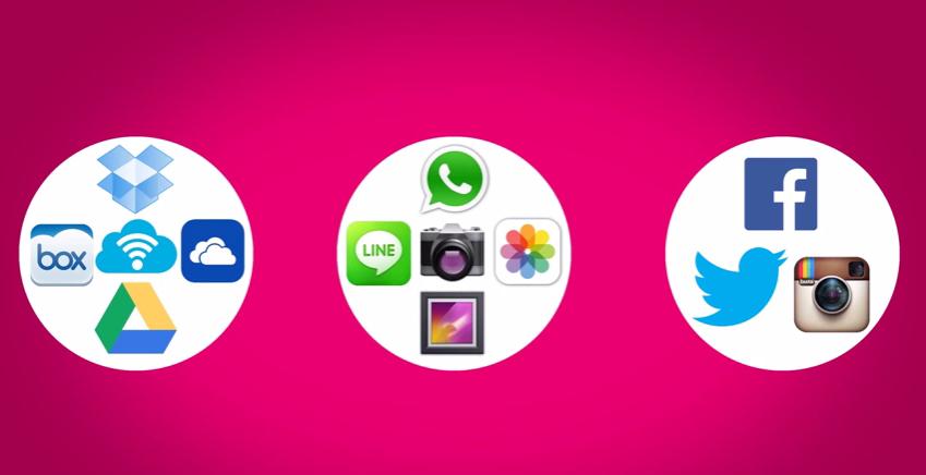 تطبيق SlidePick على أندرويد لتنظيم صورك بطريقة سهلة وسريعة