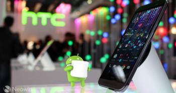 تسريب مواعيد تحديث هواتف HTC إلى أندرويد مارشملو