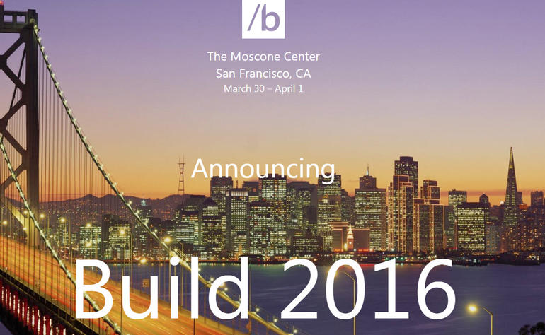 مؤتمر مايكروسوفت للمطورين 2016 قادم من 30 مارس حتى 1 أبريل