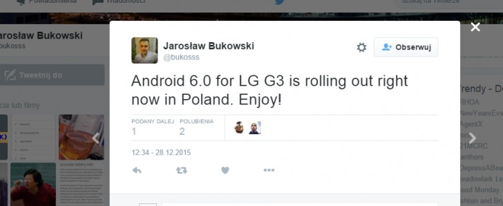 lg g3 android 6