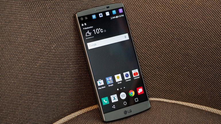 في الولايات المتحدة بيع 450 ألف هاتف LG V10 في 45 يوم