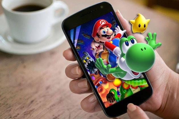 نينتندو ألعابنا ستكون مختلفة على الهواتف الذكية