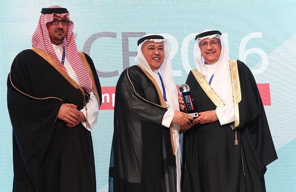 تكريم الاتصالات السعودية