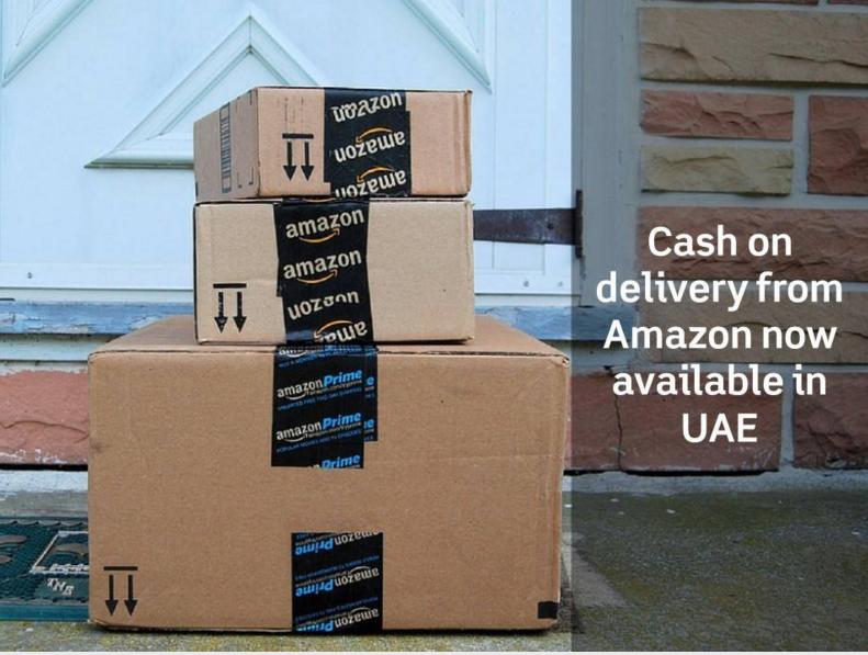 أرامكس تتيح الشراء من أمازون والدفع عند التسليم في الإمارات
