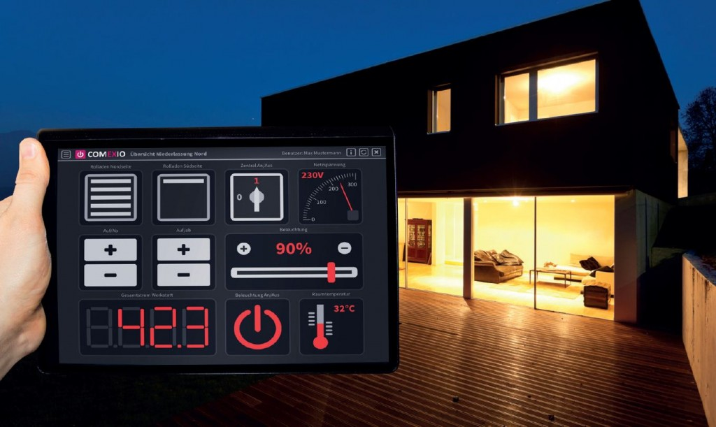Comexio-Smart-Home-Automation-System
