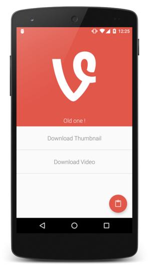 تطبيق SaveDeo لتحميل الفيديو من فيسبوك وانستغرام وأكثر