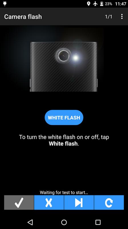 BlackBerry تطلق تطبيقها Virtual Expert على متجر بلاي لفحص هاتفها PRIV