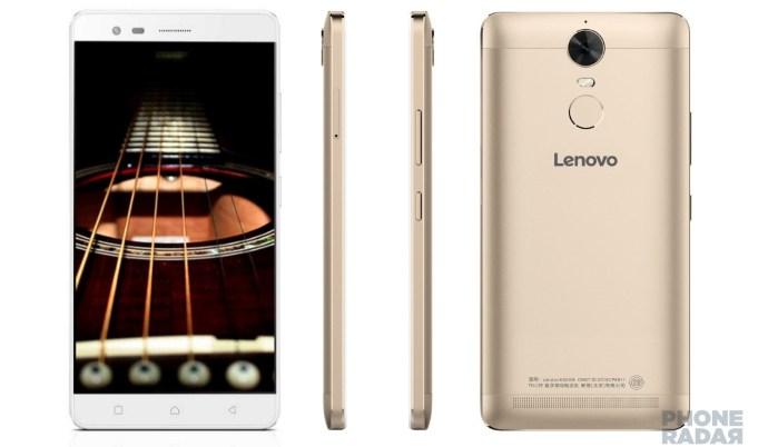 إطلاق Lenovo K5 Note في الصين