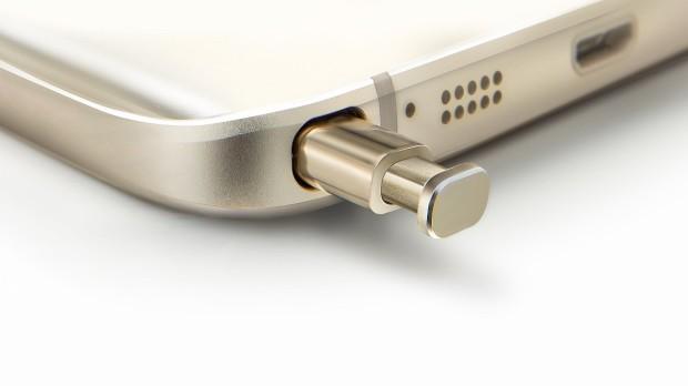 سامسونج تضع حلولا جديدة لمشكلة قلم S Pen في جالكسي نوت 5