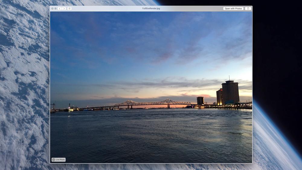الإصدار التجريبي من OS X 10114 يدعم عرض صور Live Photos