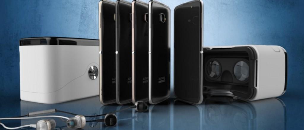 MWC 2016 ألكاتيل تستعد لإطلاق هاتف آيدول 4 إس يدعم الواقع الافتراضي