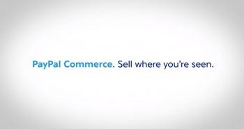 باي بال تطلق خدمة Commerce لدمج أزرار الشراء في أي مكان