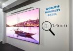 سامسونج تكشف عن أول شاشة OLED شفافة بتقنية Video Wall