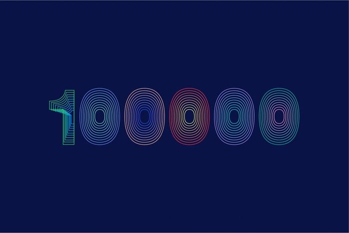 حملات التمويل الجماعي الناجحة على كيك ستارتر تصل إلى 100 ألف حملة
