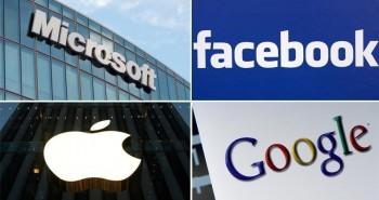 الشركات التقنية الأمريكية أغلى شركات العالم