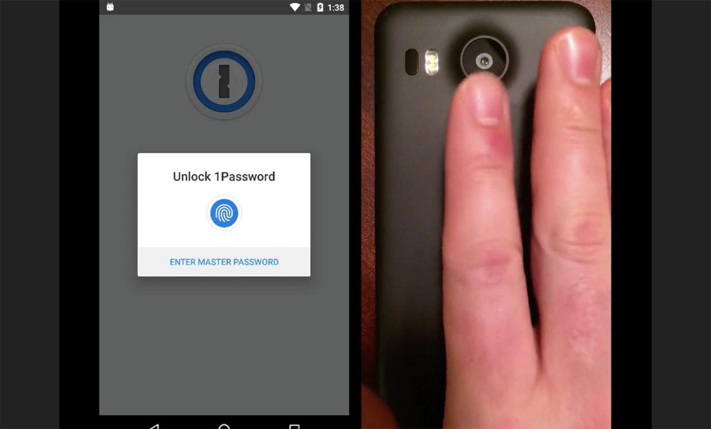 تحديث 1Password على أندرويد يجلب تصميم ماتيريال ديزاين ودعم بصمة الأصبع