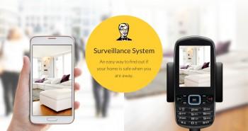 تطبيق Alfred على أندرويد كاميرا مراقبة لأمن منزلك