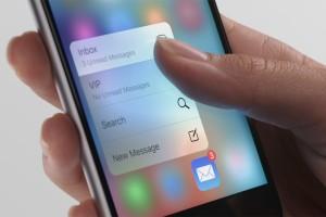 هل سرقت آبل تقنية 3D Touch أيضاً ؟