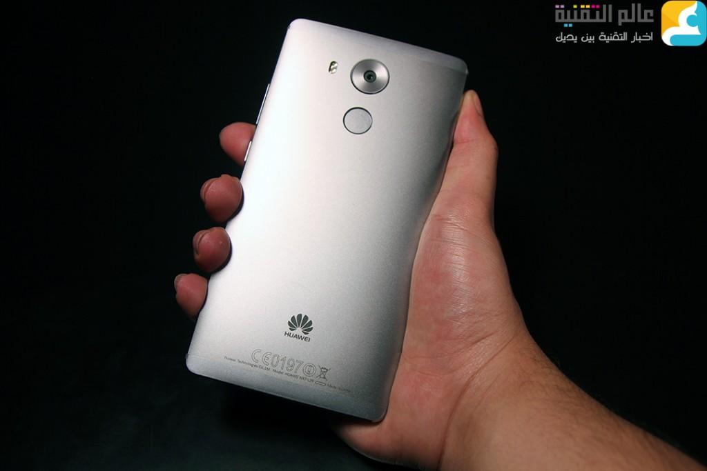 مراجعة هاتف Huawei Mate 8