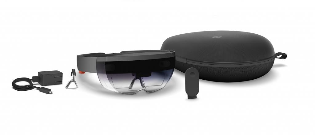 مواصفات وسعر وموعد بيع نسخة المطورين من نظارة الواقع المعزز HoloLens