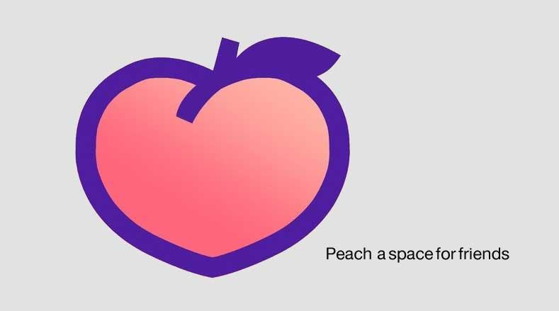 تطبيق التواصل الإجتماعي Peach الآن متاح رسميًا على قوقل بلاي