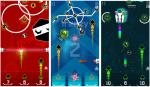 لعبة PolyBlast على iOS تتطلب دقة سرعة في إصطياد الهدف