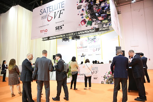 STRATEGIC SATELLITE DEPLOYMENT KEY TO MENA REGION'S DIGITAL COMMUNICATIONS ECO-SYSTEM GROWTH