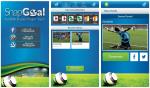 تطبيق SnapGoal لمتابعي ومشجعي رياضة كرة القدم الشعبية