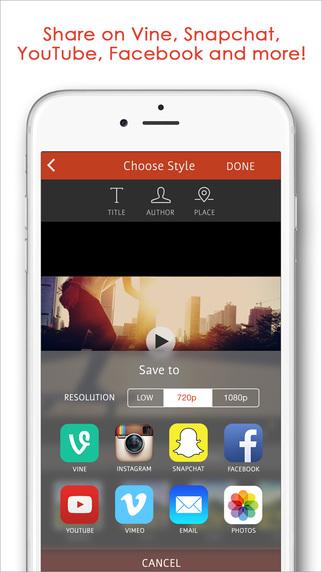 تطبيق Videoshop لمعالجة الفيديو على iOS يمكن الآن تثبيته مجانا