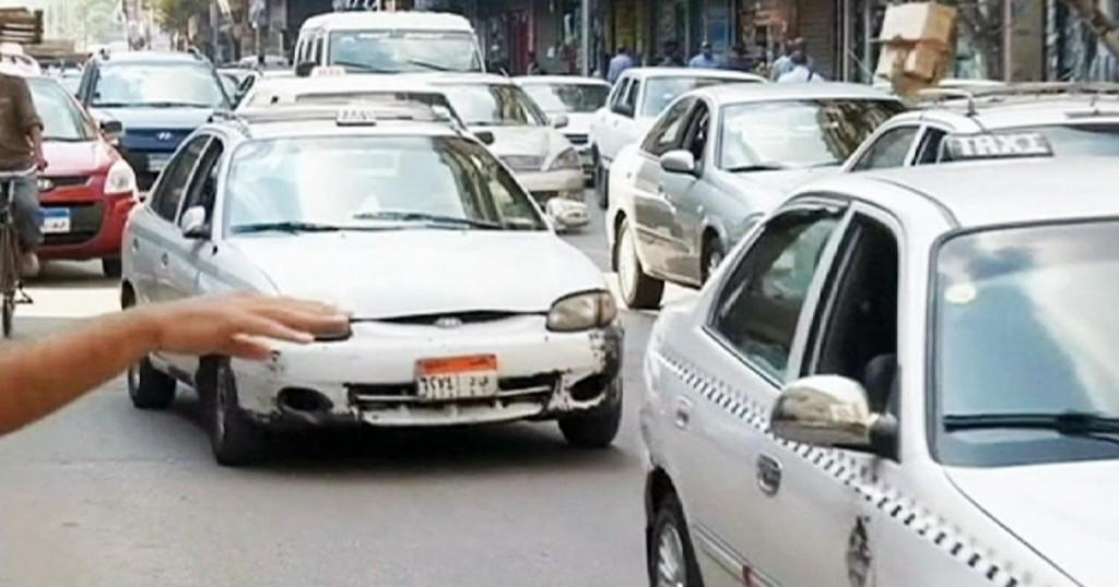 سيارات الأجرة في القاهرة