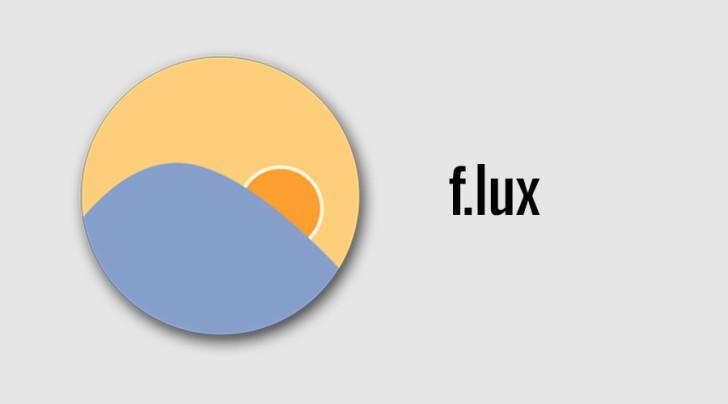 """تطبيق f.lux متاح الآن على بنسخته التجريبية """"بتطلب روت"""""""