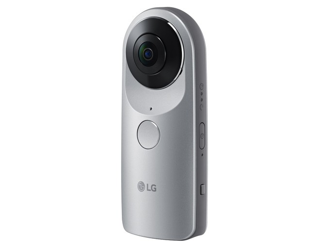 MWC 2016 إل جي تكشف عن كاميرا LG 360 Cam للتصوير بزاوية 360 درجة