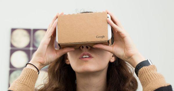 قوقل ستطلق نظارة الواقع إفتراضي Android VR قريبا
