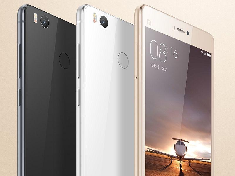 بيع 200000 Xiaomi Mi 4S في اليوم الأول من إطلاقه