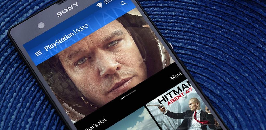 سوني تطلق تطبيق PlayStation Video على أندرويد