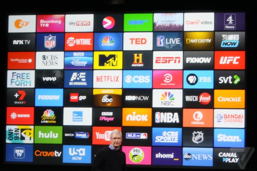 مؤتمر آبل Apple TV يحصل على تحديث جديد وتضمين سيري