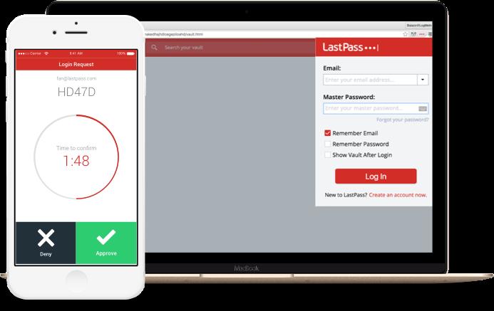 تطبيق Authenticator من LastPass يضع خيار التحقق بخطوتين لحساباتك