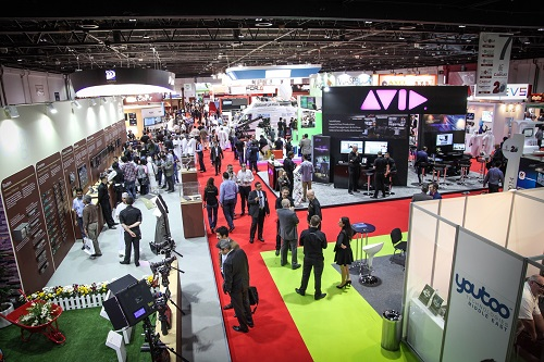 CABSAT overview
