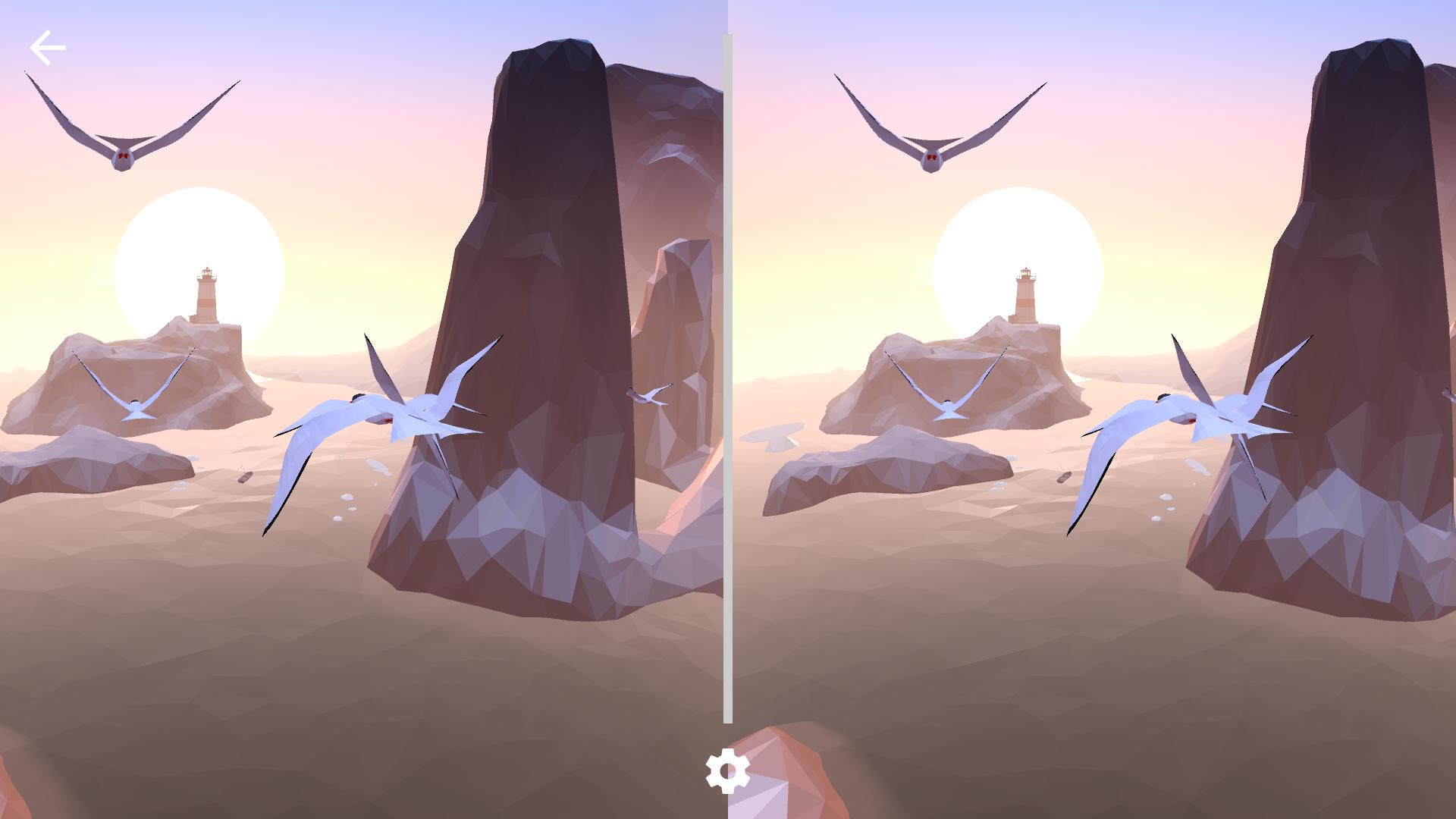 قوقل تُحدّث تطبيق الواقع الإفتراضي خاصتها Cardboard بعرضه رحلة قطبية شيقة