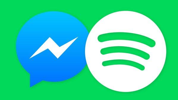 فيسبوك ماسنجر يضيف خدمات سبوتيفاي للتطبيق