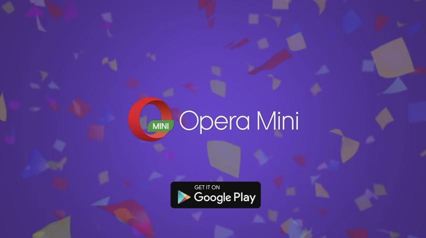 متصفّح Opera Mini في أندرويد يحصل على تحديث كبير ليدعم ضغط الفيديو وأكثر